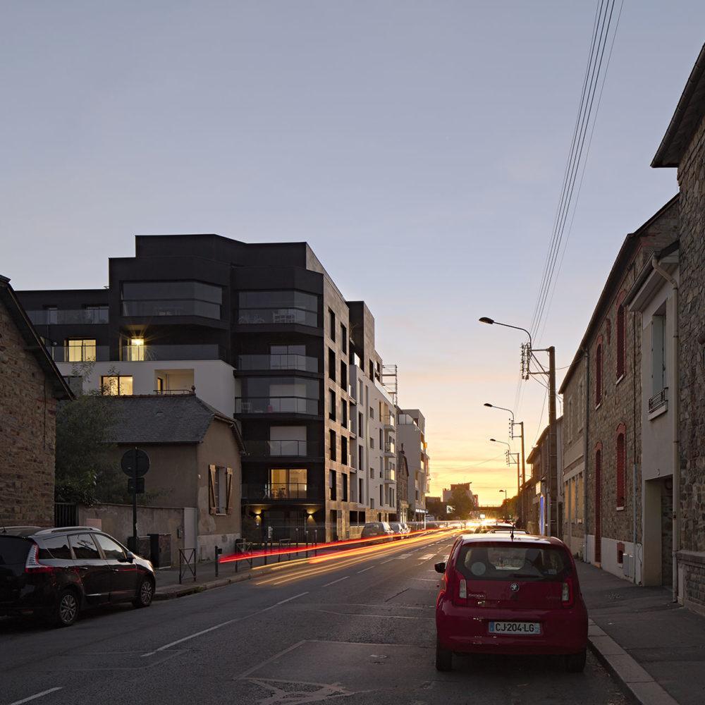 Marian Rubio Architectes Projet Boulevard Voltaire 5