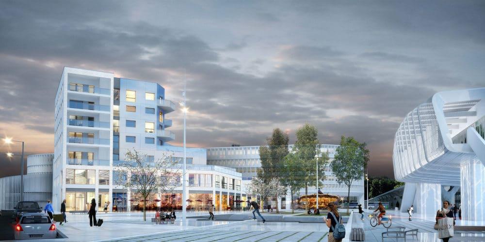 Marian Rubio Architectes Projet Concours Via Silva B8 1