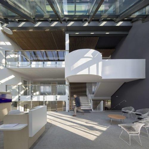 Marian Rubio Architectes Groupama Vannes 1