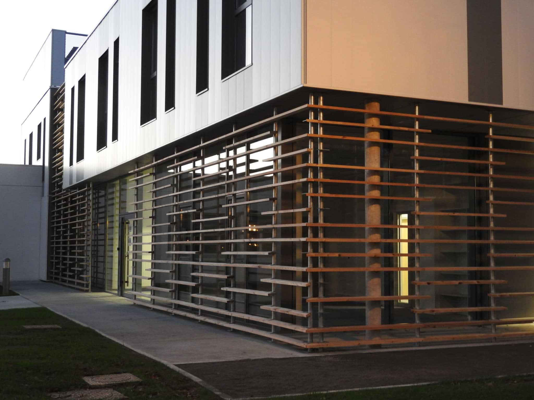 Marian Rubio Architectes Telecom Bretagne 1