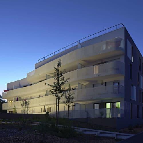 Marian Rubio Architectes Zac Champs Bleus 4